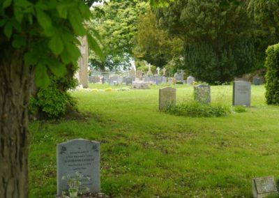 Living churchyard8