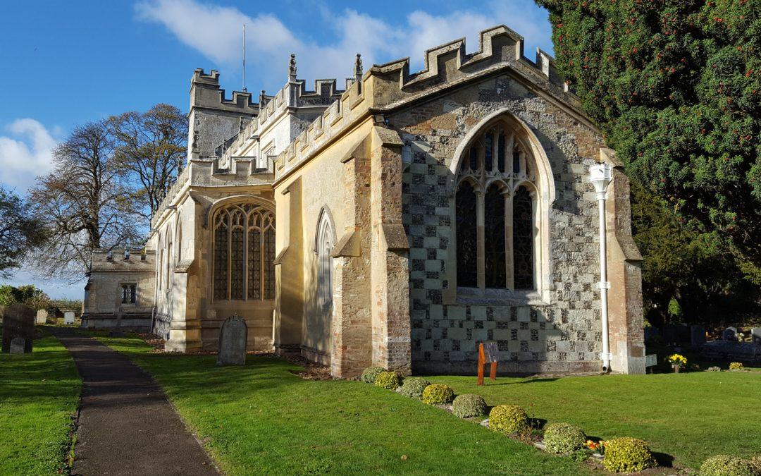 Totternhoe church, dunstable,