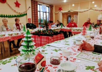 Christmas Lunch 2019 already to lunch